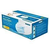 Jointown 3-lagige Polypropylen-Gesichtsmaske (Packung mit 50 Stück)