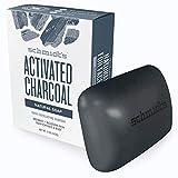 Schmidt's natürliche Seife (für Körper und Gesicht Activated Charcoal mit Aktivkohle) 1er Pack ( 1 x 142 g )