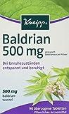 Kneipp Baldrian 500mg 90 stk