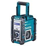 Makita DMR112 Akku-Baustellenradio 7, 2V - 18V mit DAB+ und Bluetooth