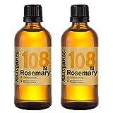 Naissance Rosmarin (Nr. 108) 200ml (2x100ml) 100% naturreines ätherisches Öl