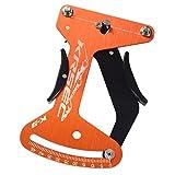 globalqi Fahrradspeichen-Spannungsmesser Stahldraht-Spannungsradsatz-Radring-Korrekturmesser-Einstellwerkzeug
