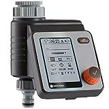 GARDENA Water Control Master: Automatisch, zeitsparende Bewässerung, 6 Zeitpläne, LCD-Display, Water Now Funktion, Safe Stop (1892-28)