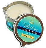 Vibratissimo® Massagekerze'Vanille', MADE IN GERMANY, 100ml, mit Vanillearoma
