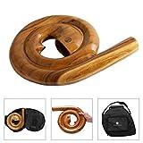 Australian Treasures - Australian Treasures Spiral Reise Didgeridoo - AT-Spiral inklusive Tasche