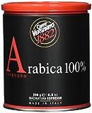 Caffè Vergnano 1882 Kaffee Dose 100% Arabica gemahlen Espresso - 250 g-Packung