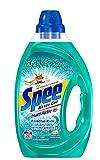 Spee Aktiv Gel Frische-Kick, Flüssigwaschmittel, 120 (6 x 20) Waschladungen mit Geruchsentferner