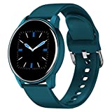 LIGE Smart Watch, Fitness-Tracker mit Blutdruck/Herzfrequenz/Pulsoximeter/Blutsauerstoff Monitor,1,3' Touchscreen Fitness Armband,wasserdichte IP67 Fitness Uhr für Herren für iPhone Android