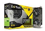 ZOTAC GeForce GTX 1060 AMP! Grafikkarte (NVIDIA GTX 1060, 3GB GDDR5, 192bit, Base-Takt 1582 MHz, Boost-Takt 1797 MHz, 8 GHz)