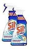 Sil 1 für Alles Complete Action Fleckenspray, Fleckenentferner, 2 x 500 ml