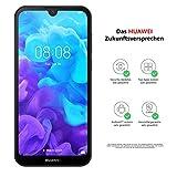 HUAWEI Y5 2019 Dual SIM Smartphone (14, 5 cm (5, 71 Zoll), 16GB ROM, 2GB RAM, 13MP Hauptkamera, 5MP Frontkamera, Android 9.0, EMUI 9.0) Midnight Black