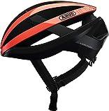 ABUS Unisex-Erwachsene VIANTOR Road Helm, shrimp orange, L