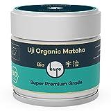 Bio Matcha-Pulver von Kuro – Super Premium Bio-Matcha-Tee aus Japan (30g) – Grüntee-Pulver bio-zertifiziert nach DE-ÖKO-006