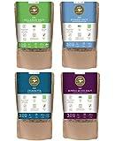 eat Performance® Brotbackmischung Box (4 Sorten) - Bio, Paleo, Glutenfreies Brot Aus 100% Natürliche Zutaten