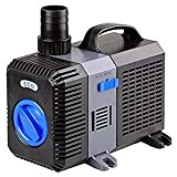 Pondlife CTP-5800 SuperECO Teichpumpe Filterpumpe 5200l/h 40W Aquariumpumpe Förderpumpe