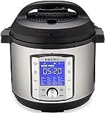 Instant Pot Duo Evo Plus 10-in-1-Schnellkochtopf, Slow Cooker,eiskocher, Getreidemaschine, Dampfkochtopf, Braten, Joghurtmaschine, Sous Vide, Backen und Erhitzen,5,7L 220V