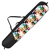 Ferocity Snowboardtasche Board Bag Snowboardbag Triangles [051]