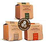 Sonderangebot Hello5 - 3 x 250g vietnamesischer Kaffee - Drei wechselnde Sorten - Hochwertige Kaffeebohnen aus dem Hochland von Da Lat Vietnam