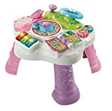 VTech Baby Spieltisch, Babyspieltisch, EasyMail-Verpackung, rosa