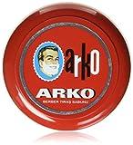 Arko Rasierseife in der Dose Shaving Soap in Bowl 90g - 1er Pack