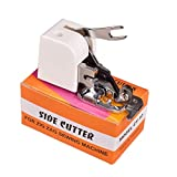 VIGAN 1 stücke Haushalt Nähmaschine Seitenschneider Overlock Nähfuß Füße Nähen Befestigung Werkzeuge