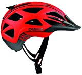 Casco Activ 2 Fahrradhelm - red-Anthracite mat, Kopfumfang:56-58 cm