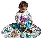 BabyLasai Lätzchen&Tablett-Set. Originelles und lustiges Design für Babys und Kinder im Alter von 6-36 Monaten. Ideal für die Kinder zum Spielen und Experimentieren beim Essen oder Spielen.