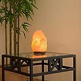 Biova Salz Kristall Stein Lampe Salzlampe Leuchte ca. 9 -12 kg in 1A Qualität