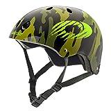Osprey Unisex, Jugendliche Camo Skate Helm, Camouflage, Small/54-56 cm