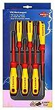 KNIPEX 00 20 12 V05 VDE Schraubendreher-Paket PlusMinus / Schlitz