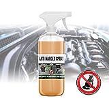 Martenbrown Marder Abwehr Spray [500ml] Mardervergrämung Natürliche Alternative zu Marderschreck und Marderfalle   Marder Abwehr I Anti Marder Spray