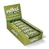 Nakd Ginger Bread Natürliche Fruchtriegel - Vegane Riegel - Gesunder Snack - Glutenfreie Riegel 35 g (18 pro Packung)
