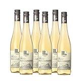 1112 Grauburgunder Trocken – Weißwein der Marke Elfhundertzwölf / Weisswein Baden / Grauer Burgunder / Badischer Wein / Trockener Weißwein (6 x 0,75l)