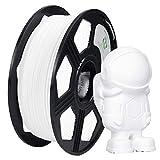 YOYI ABS Filament 1.75mm,Filament ABS 1.75mm 3D Drucker Filament 1.75mm ABS 1kg Spool, Maßgenauigkeit +/- 0.02mm (Weiß)