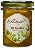 Melidoron Roher Griechischer Orangenblütenhonig 250 g, 2er Pack