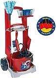 Theo Klein 6741 - Vileda Besenwagen, Spielzeug