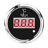 non-brand Öltemperaturanzeiger Öl Temperatur Celsius Thermometer für Yacht Motorboot Schiff Wohnmobil