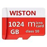 256 GB / 400 GB / 512 GB / 1024 GB Micro SD Karte Class 10 UHS-I TF Flash Speicherkarte Micro SDHC Karte mit Adapter