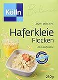 Kölln Balance Haferkleie Flocken, 6er Pack (6 x 250 g)