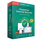 Kaspersky Software ANTIVIRUS 2020 Internet Security 1 Lizenz (Nicht CD)