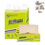 MMYYIP Einwegvliesküchentuch Einweg-Küchenpapiertuch Tuch Reinigungstuch Reinigungswerkzeug-Gehäuse 8