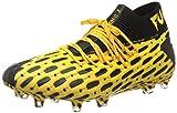 PUMA Herren Future 5.1 Netfit FG/AG Fußballschuhe, Gelb (Ultra Yellow Black), 44 EU