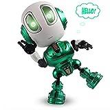 Yidarton Kinder intelligente Reden Roboter Spielzeug, Spaß interaktive Sprachsteuerung Touch, Blitz, elektronisches Spielzeug, LernspielzeuG für Kinder Jungen Mädchen Baby