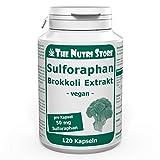 Sulforaphan 50 mg vegane Kapseln 120 Stk
