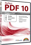 Perfect PDF 10 Converter - PDFs erstellen, konvertieren, schützen, Kommentare hinzufügen, Digitale Signatur einfügen   100% Kompatibel mit Adobe Acrobat