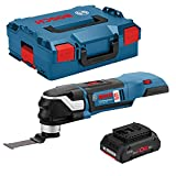 Bosch Akku-Multi-Cutter GOP 18V-28 1x 4,0 Ah ProCORE Akku ohne Lader in L-BOXX 2