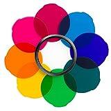 Manfrotto LUMIMUSE Farbfilter Kit (8 Farben)
