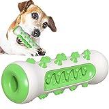 AEITPET hundespielzeug unzerstörbar für mittelgroße und große Aggressive Kautiere, kauspielzeug Hund, Naturkautschuk, Beißfest und Kauspielzeug, sehr langlebiges Hundespielzeug (Grün)