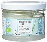 Tropicai - Reines Fair-Trade Bio-Kokosöl - zum genießen und verwöhnen - Philippinen - 340 ml