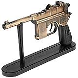 1:1 Mauser Pistole Weltkrieg Sturmfeuerzeug Gasfeuerzeug Tischfeuerzeug Gas Jet/Torch Feuerzeug